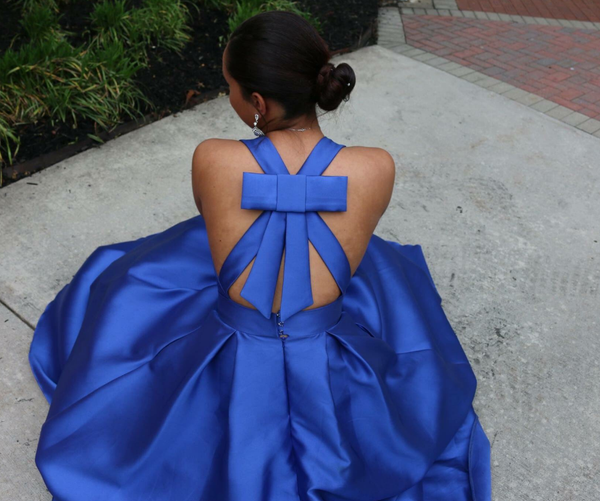 Royal Blue Party Dresses Prom Dresses Wedding Party Dresses Formal Gowns