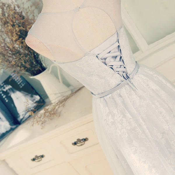 Lace and Tulle Homecoming Dresses, Short Prom Dresses, Banquet Dresses