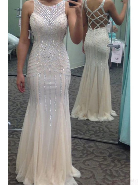 Mermaid Prom Dresses Banquet Dresses Wedding Party Dresses