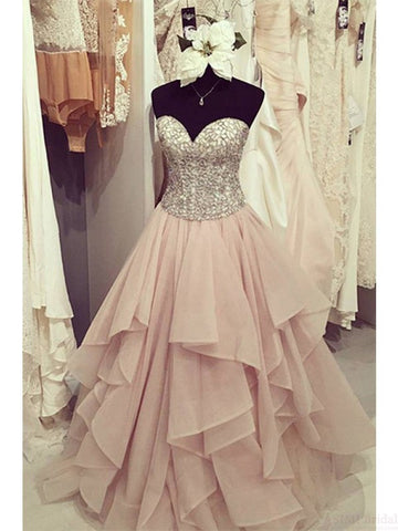 2017 Ball Gown Prom Dresses Graduation Party Dresses Banquet Dresses