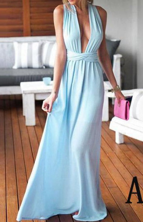 Sexy Simple Prom Dress, Prom Dresses, Graduation Party Dresses, Formal Wear, Pageant Dress pst1761