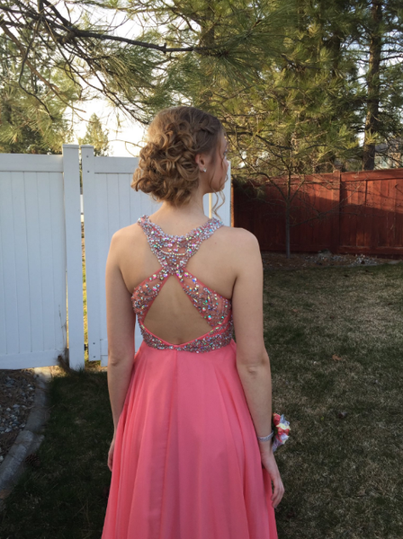 Beaded Prom Gowns, Formal Dresses, Wedding Party Dresses,Sweet 16 Dresses