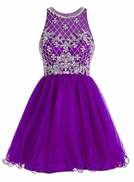 Cheap Homecoming Dress, School Outfit, Short Prom Dresses For Teens pst1678