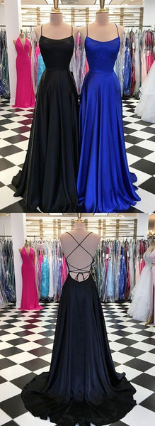 Sexy Backless Prom Dresses, Party Dresses, Banquet Dresses, Formal Gowns