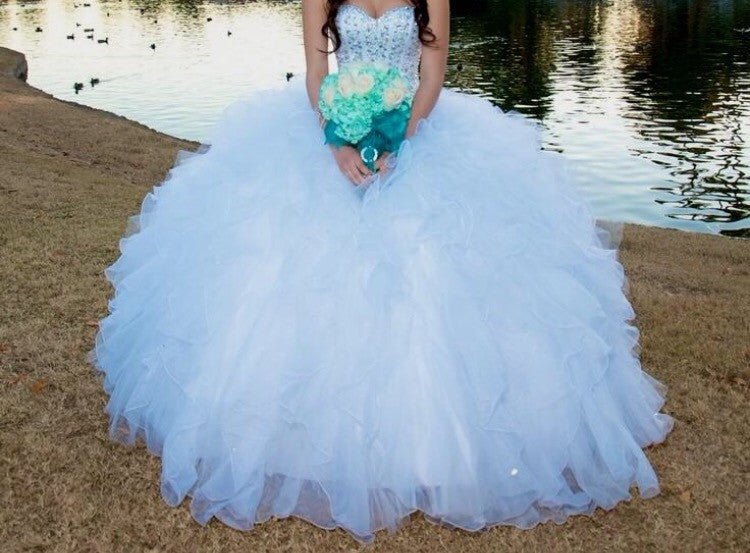 Amazing Prom Dress Graduation Ball Dress Party Gown