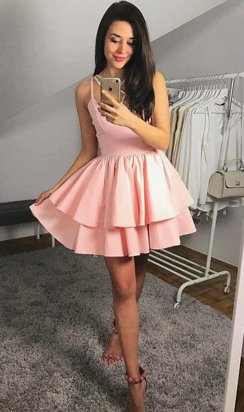 Homecoming Dress, Short Prom Dresses For Teens pst1639