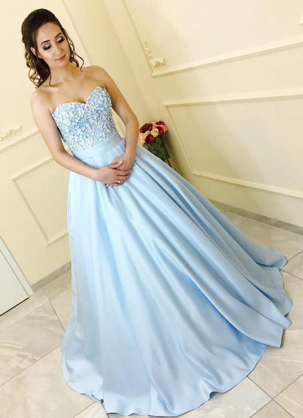 Princess Prom Dress Long 2018 Prom Dresses Graduation Party Dresses Formal Wear pst1738