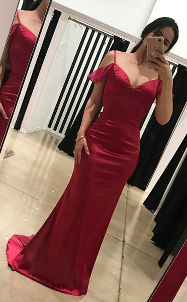 2018 Prom Dress Long Prom Dresses Graduation Party Dresses Formal Wear pst1726