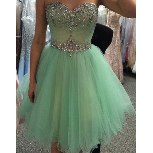 Short Prom Dress Evening Party Gown Homecoming Dresses pst0687