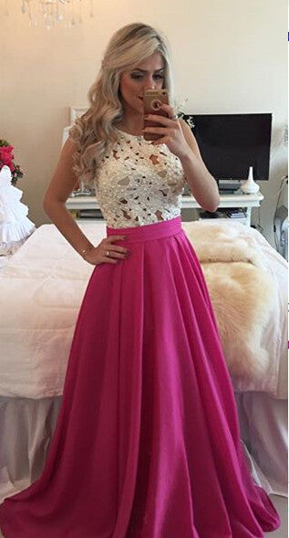 Long Prom Dress Prom Dresses pst0704