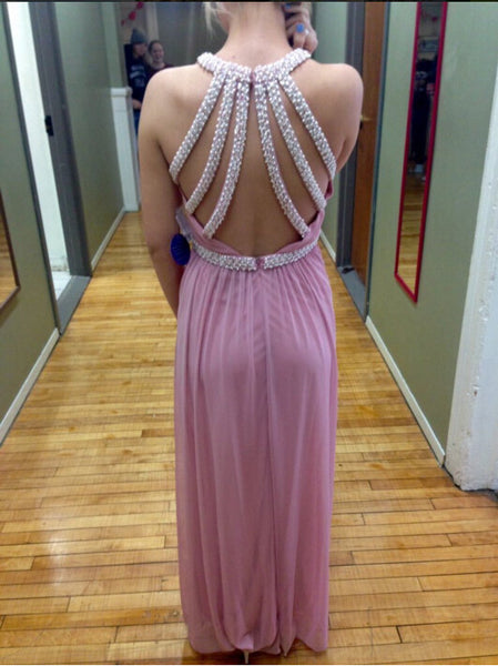 Long Prom Dress Evening Party Dresses pst0805