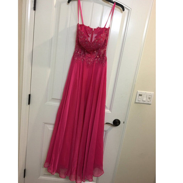 Elegant Prom Dress Evening Party Gown pst0808