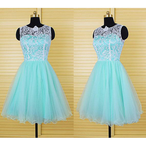Homecoming Dress Short Prom Evening Gown pst0834