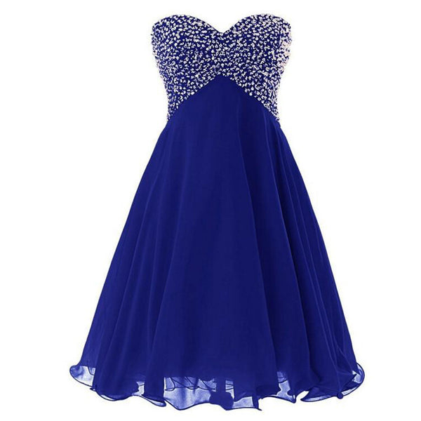 Affordable Homecoming Dress Short Prom Dress pst0864