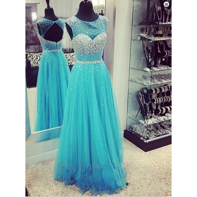 Elegant Prom Dresses Evening Party Dress pst0884