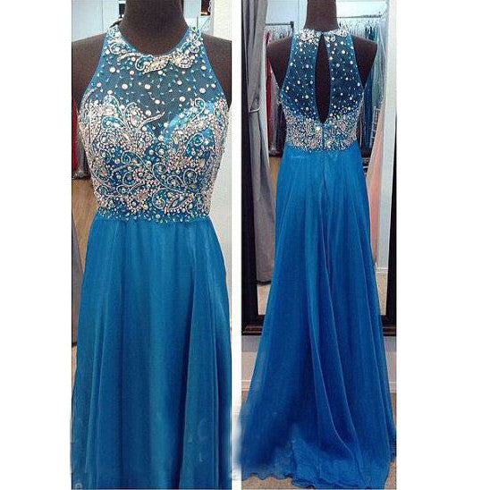 2016 New Fashion Prom Dresses Evening Party Gown pst0938