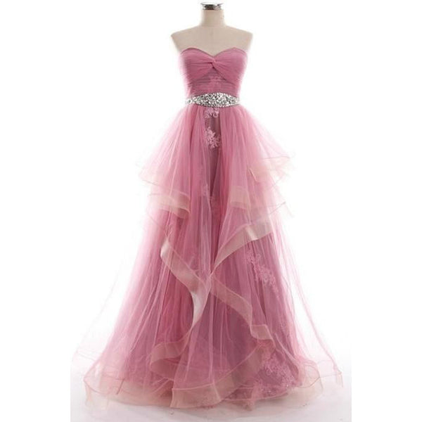 Prom Dress Long Evening Party Dresses pst0972