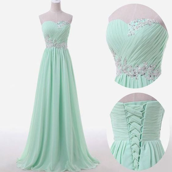 Long Prom Dresses Bridesmaid Dress For Wedding Party pst1000