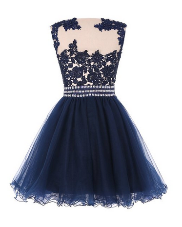 Homecoming Dress 2016 Short Prom Party Dresses pst1010