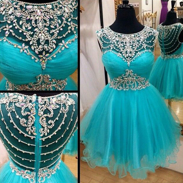 Amazing Homecoming Dresses Short Prom Party Dress pst1013