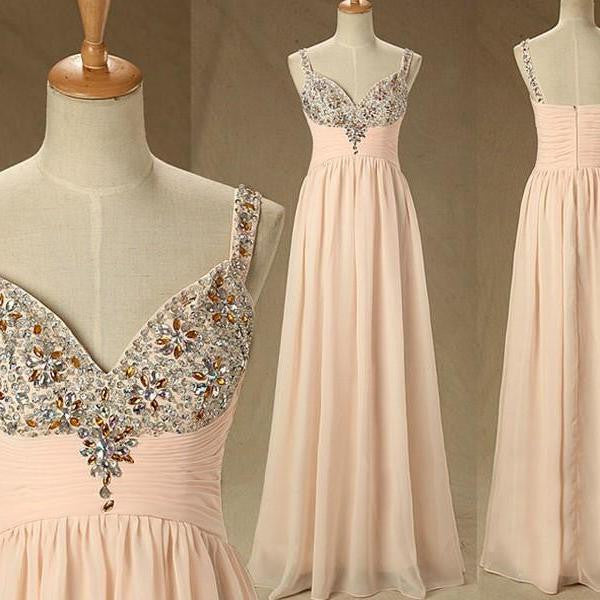 Long Prom Dress For Prom Party pst1034