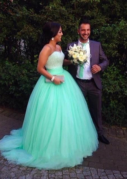Princess Style Prom Dress Ball Gown Party Dresses pst1059