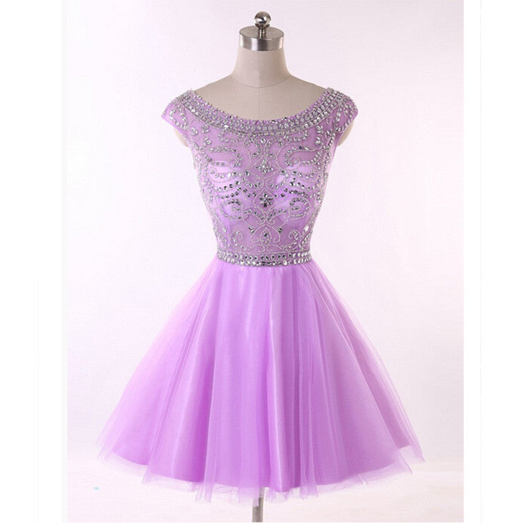 2016 Homecoming Dress Short Party Dresses pst1332