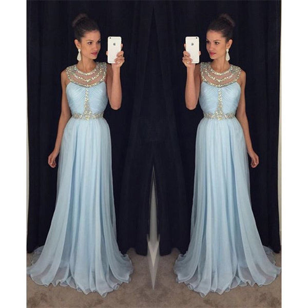 Long Dress for Prom Party Dresses pst1450