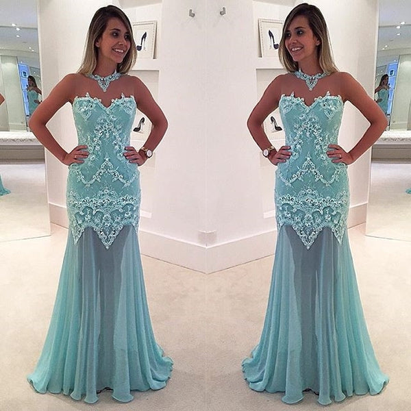 Long Prom Dress Party Gown Cocktail Formal Wear pst1478