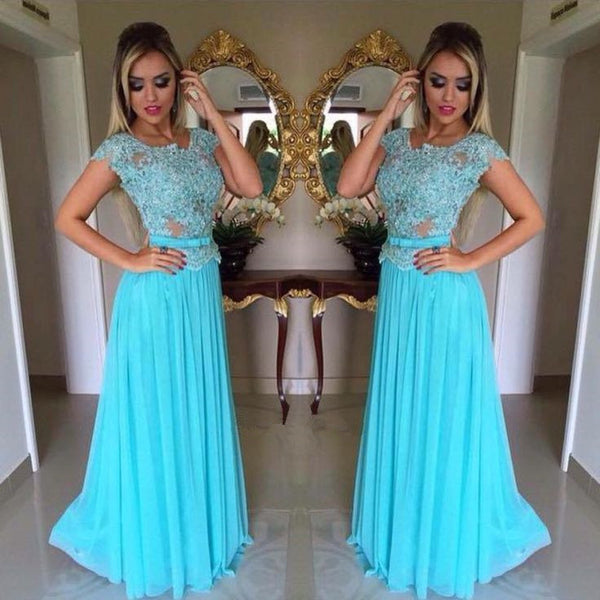 Affordable Long Prom Dress Party Gown Cocktail Formal Wear pst1490