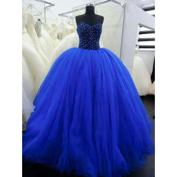 Prom Dress Graduation Party Dresses Ball Gown pst1517
