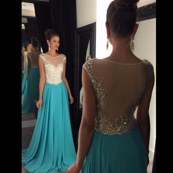 Backless Prom Dress Party Gown Cocktail Formal Wear pst1542