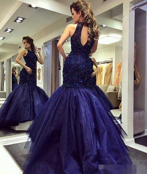 2017 New Style Prom Dress Ball Gown Evening Party Formal Wear pst1550