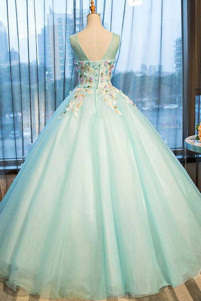 Princess Birthday Party Dress Prom Dress Prom Dresses Party Formal Wear pst1703
