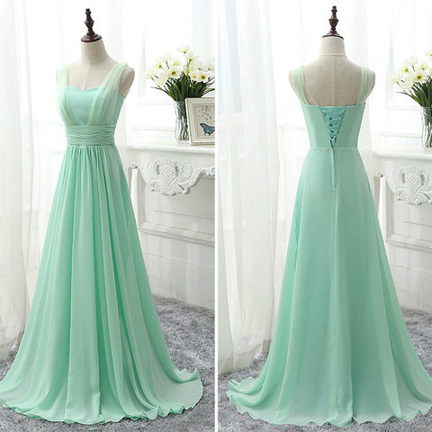 Chiffon Prom Dresses Bridesmaid Dresses pst2043