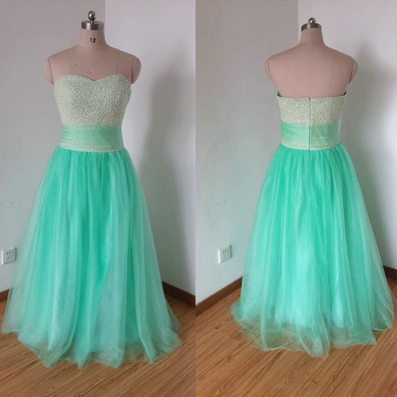 A Line Graduation Party Dresses Prom Gowns pst0184