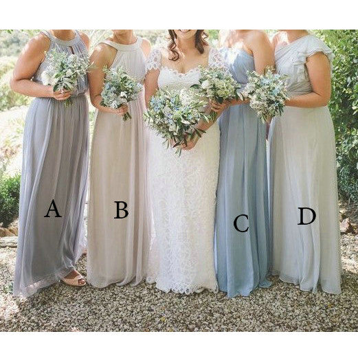Bridesmaid Dresses Floor Length pst408