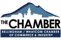 Bellingham/Whatcom Chamber of Commerce Logo