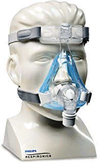 Philips Respironics Amara Gel CPAP Full Face Mask with Headgear
