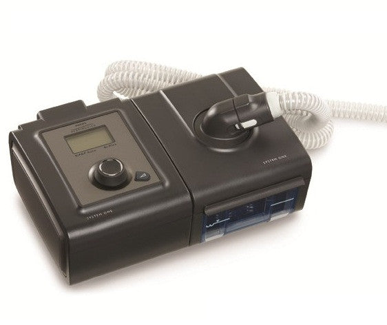 Philips-Respironics PR System One 60 Series REMstar BiPAP Auto with Heated Humidifier