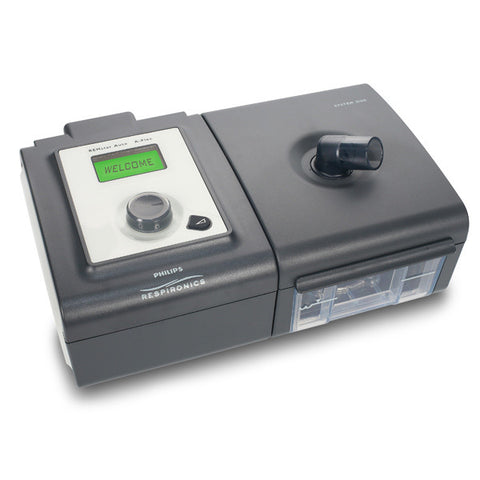 Respironics PR SYSTEM ONE REMSTAR Auto CPAP Machine with A-Flex and Heated Humidifier