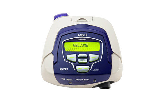 DISCONTINUED ResMed S8 AutoSet™ II CPAP (APAP) Machine