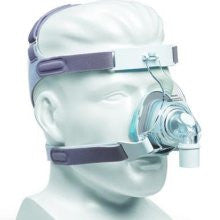 Philips Respironics TrueBlue Nasal CPAP Mask with Headgear