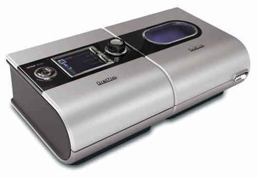 ResMed S9 VPAP™ Auto with H5i™ Heated Humidifier