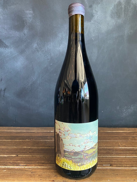 Tzum (Hiyu Wine Farm) 2018 'Fèis' Red Blend, Columbia Gorge