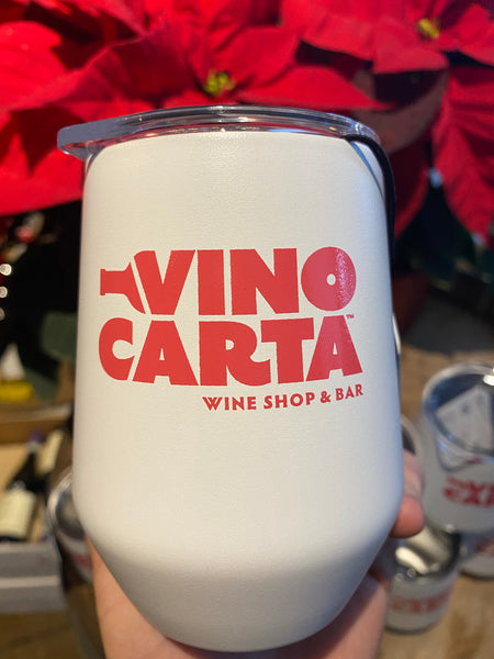 Vino Carta Wine Tumbler (by Miir)