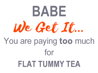 Flat Tummy Tea vs. Fat Tummy Detox
