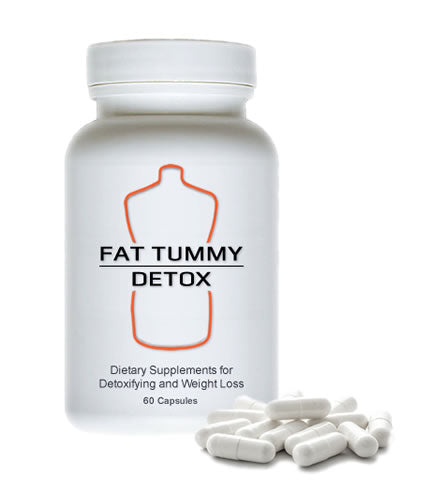 FAT TUMMY DETOX - 60 Capsules