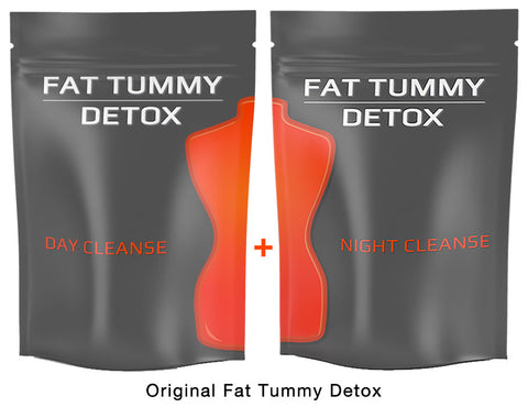 FAT TUMMY DETOX