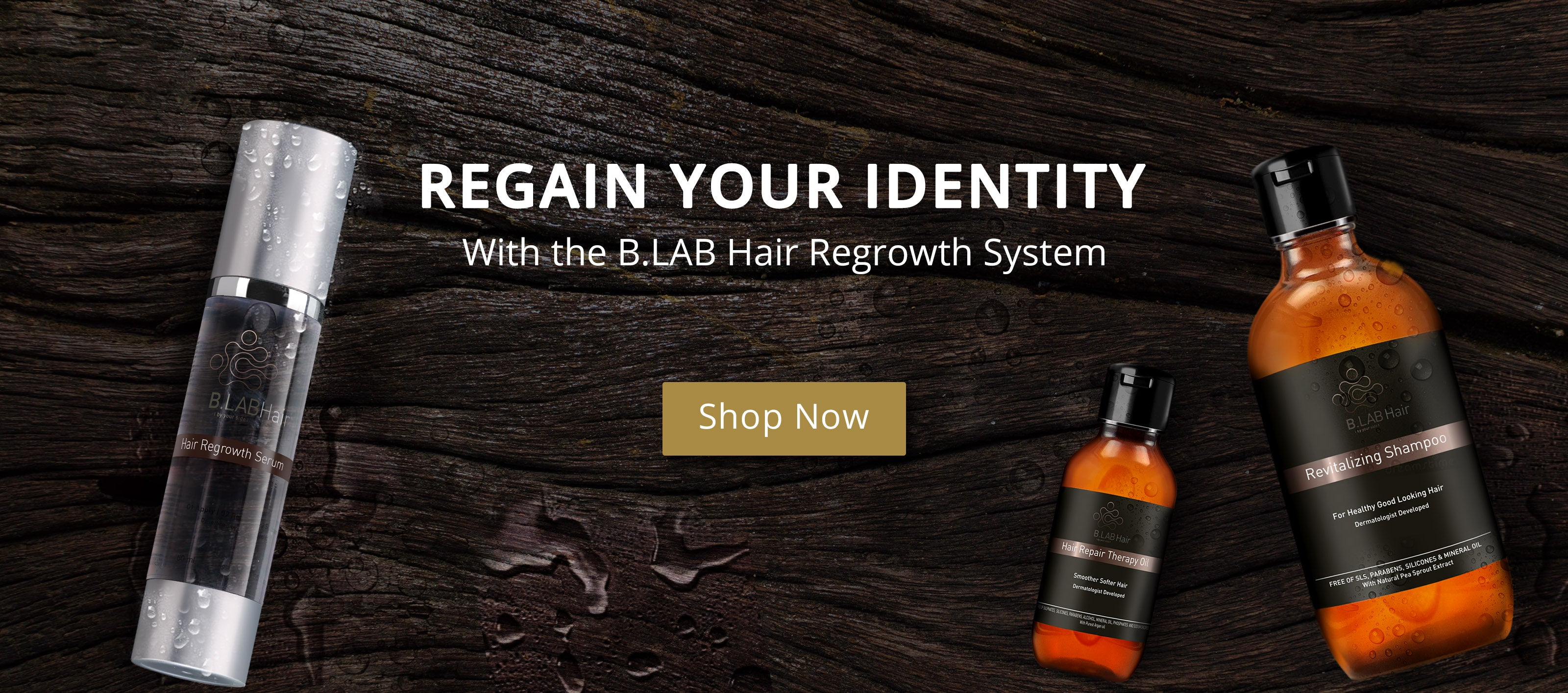 Hair Regrowth offer